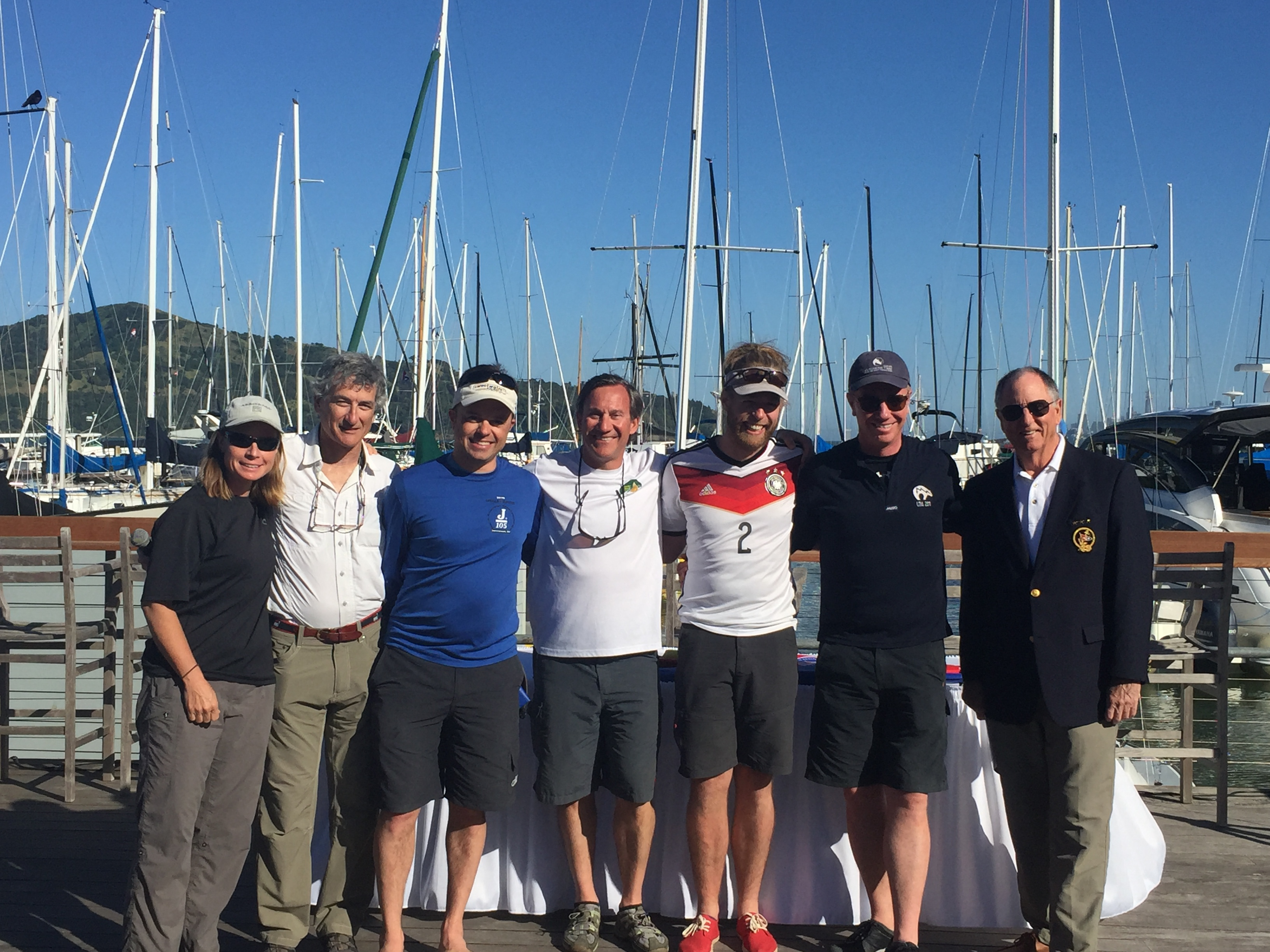 Class News J 105 Association Boat Wire Diagram 1971 Winner Bruce Stone Nicole Breault And Their Team On Arbitrage Posted Third Regatta Win Of The 2017 Sf Bay Season By Topping 21 Fleet In